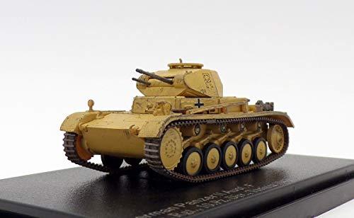 Hobby Master 1/72 Scale HG4607 - German Panzer II Tank - Tunisia 1943 … …