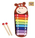 Orapple Tin Tin Xylophone Musical Toy for Babies/Kids for Boys & Girls of