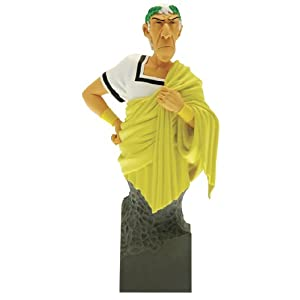 Asterix: César en toga amarillo 9
