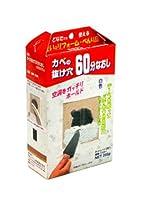 日本ミラコン産業 室内壁の補修カベの抜け穴60分なおし 白 200g MR-004