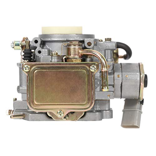 ECCPP New Carburetor Carb Fit For Nissan 720 pickup 2.4L Z24 engine 1983-1986 16010-21G61 Carb