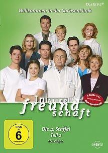 In aller Freundschaft - Staffel 4, Teil 2 (5 DVDs)