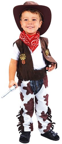 Wild West Cowboy Costume Woody Toy Story pour enfant taille 2–3 ans