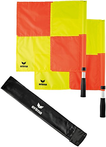 erima Schiedsrichter Fahnen, gelb - orange, 1