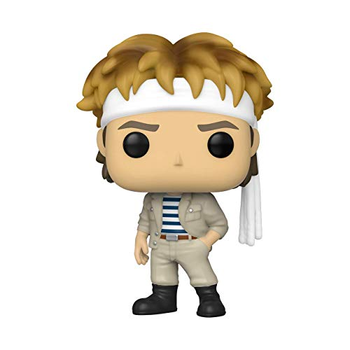 Funko- Pop Rocks Duran-Simon Le Bon Collectible Toy, Multicolor (41234)