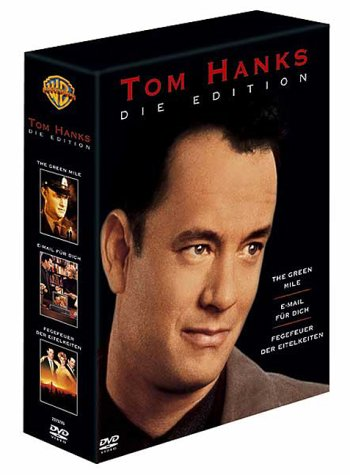 Tom Hanks Box Set (3 DVDs)