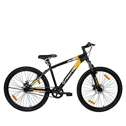 Firefox Bikes Grunge-D , 27.5T Mountain Cycle (Black/Orange) I Disc...
