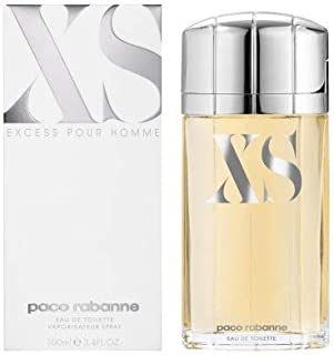 XS by Paco Rabanne for Men - Eau de Toilette, 100ml
