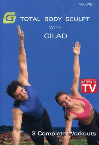 Outlet sale feature Gilad: Popular Total Body Sculpt Workout 1 Vol.