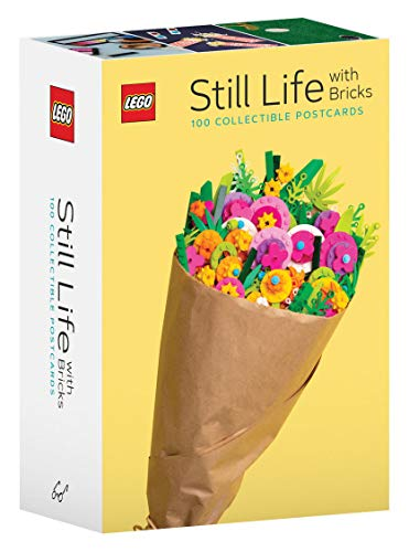 Compare Textbook Prices for LEGO Still Life with Bricks: 100 Collectible Postcards  ISBN 9781452179643 by LEGO