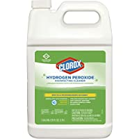 Clorox Hydrogen Peroxide Disinfecting Cleaner Refill, 128 Ounce
