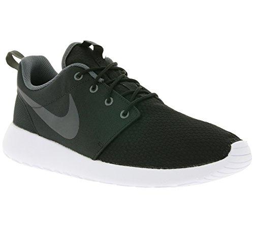 Nike Herren Roshe One SE Schwarz Textil Sneaker 45.5