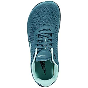 ALTRA Women's AL0A4VR2 Torin 4.5 Plush Road Running Shoe, Blue - 7.5 M US