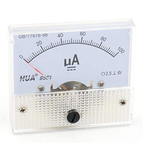 Amperemeter Analog 85C1 DC 0-100μA