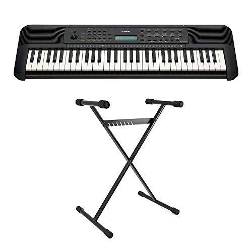 Yamaha PSR-E273 Keyboard Set I mit Ständer