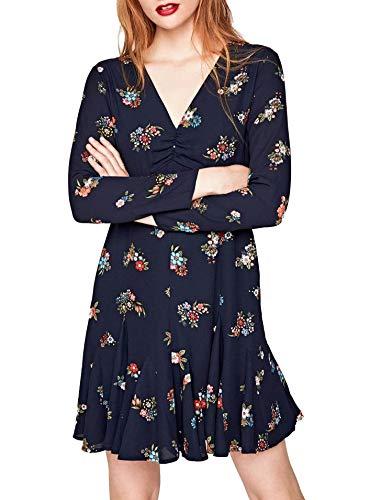 Pepe Jeans Jenna PL952389 Vestito, Multicolore (Multi 0AA), SMA L L Donna
