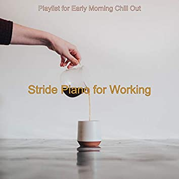 Stride Piano for Working