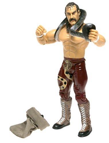 "WWE Classic Super Stars Jake ""The Snake"" Roberts"