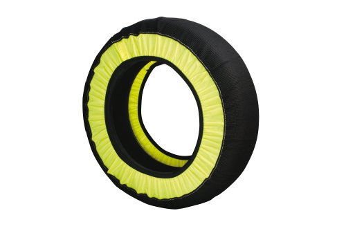 OTOTOP Cadenas de Nieve Textiles Sumex TG79 (1 par). Fundas de Tela para los neumáticos