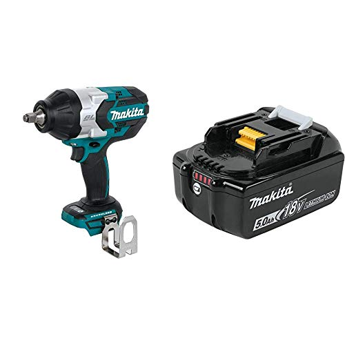 Makita XWT08Z Cordless Impact Wrench