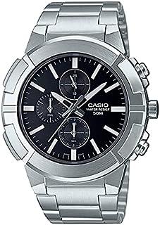 Casio Casio Men Watch MTP-E501D-1AVDF