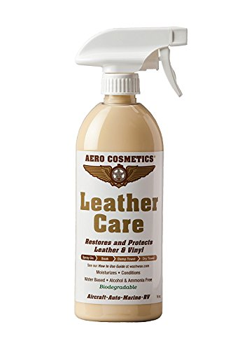 Leather Care, Conditioner, UV Pr...