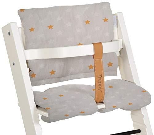 Treppy Stars Dreamland Sitzkissen für Treppy Hochstuhl aus Baumwolle, 1235