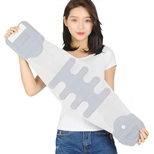 WCX Cintura de Soporte Cinturón Faja Lumbar de la Cintura para Aliviar Hombre Mujer para...