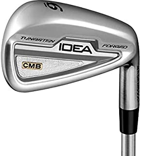 Adams Idea CMB Single Iron 3 Iron Dynamic Gold AMT S300 Steel Stiff Right Handed 39.5in