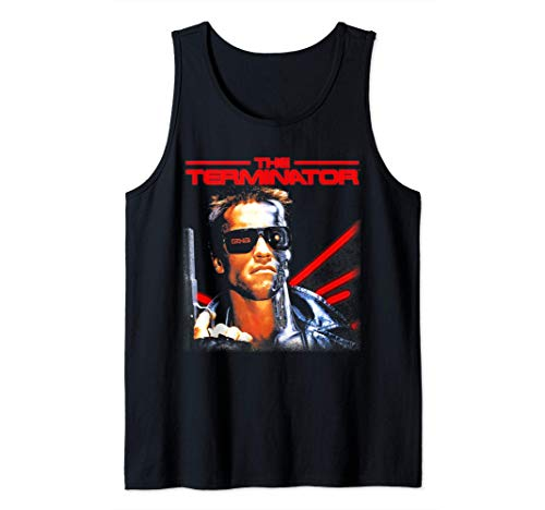 The Terminator 1984 Arnie Tank Top for Men, Women, S to 2XL