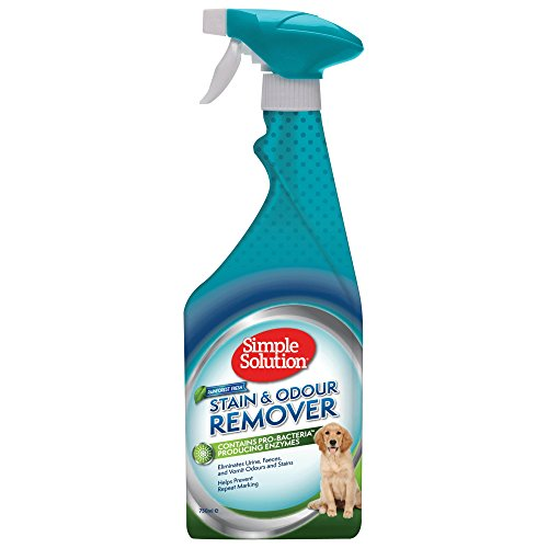 Simple Solution Pet Stain and Odour Remover | Enzymatic Cleaner with...