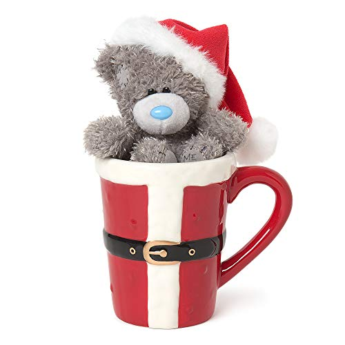 Me to You XGZ01005 Christmas Mug and Tatty Teddy Santa...