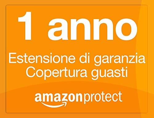 Amazon Protect estensione di garanzia 1 anno copertura guasti per piccoli eletrodomestici da cucina da 100,00 EUR a 149,99 EUR