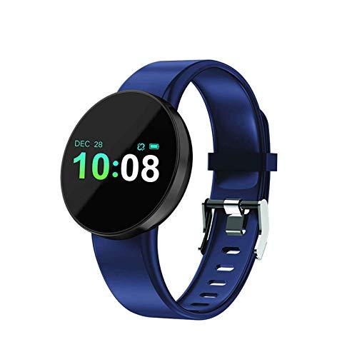 yankai Smart Watch,Reloj Inteligente,Relojes Deportivos,Monitoreo de La Frecuencia Cardíaca,Recordatorio por SMS del Teléfono,IP68 a Prueba Agua,Compatible con iOS, Android