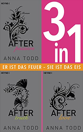 After 1-3: After passion / After truth / After love (3in1-Bundle): 3 Romane in einem Band