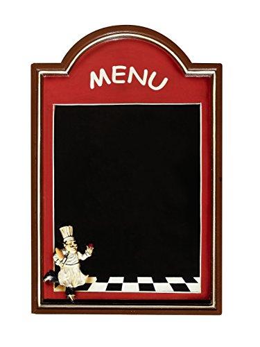 Prodmaison Slate Board per ristorante + 3 White Chalks