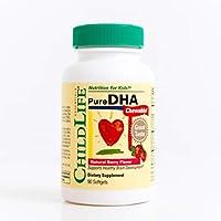 90-Count ChildLife Essentials Pure Dha Soft Gel Capsules