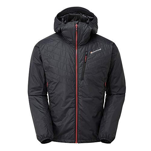 Prism Jacket - Montane, Farbe-Montane:BLACK, Groesse-Montane:M
