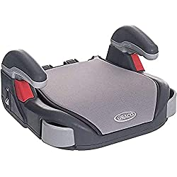 Group 3 car seat - suitable from 6 to approx. 12 years (22-36 Kg ) Lightweight backless booster Retractable cupholders Height-adjustable armrests Machine-washable cover