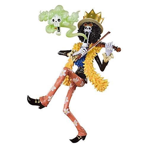 GUANGHHAO One Piece Brook Musici...