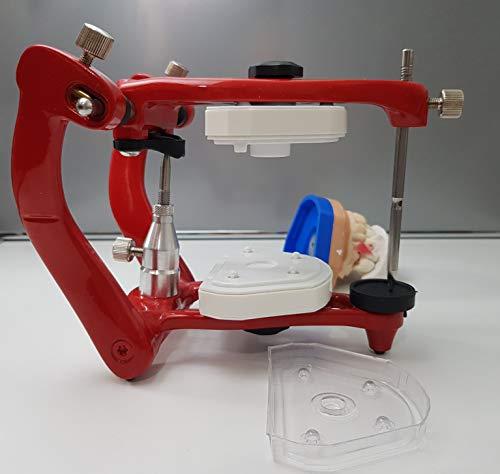 kit porta placchette dentali per l'articolatore accessori attrezzature per articolatori di laboratorio odontotecnico