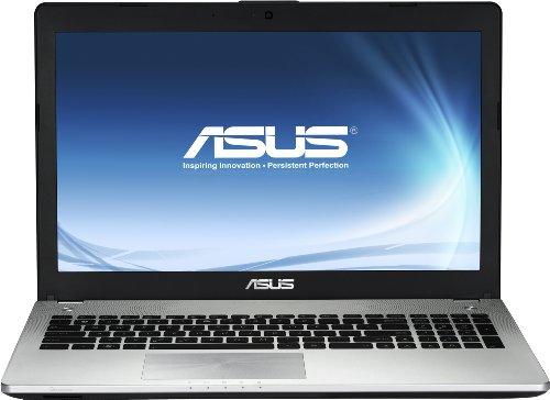 Asus N56VZ-S4044V 39,6 cm (15,6 Zoll) Laptop (Intel Core i7 3610QM, 2,3GHz, 8GB RAM, 1GB HDD, NVIDIA GT 650M, DVD, Win 7 HP) schwarz