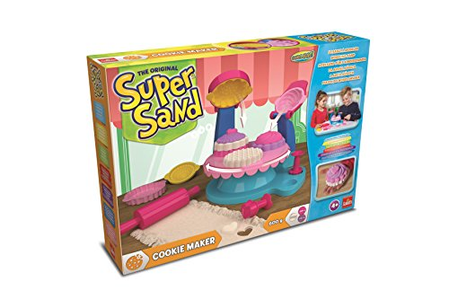 Goliath 83289 Super Sand Cookie Maker Speelzand