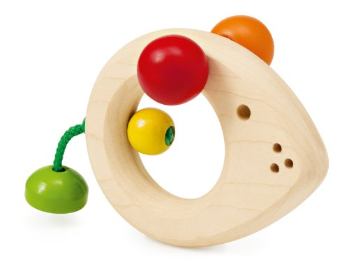 Selecta Spielzeug- Jouet à saisir-Topino-Souris, 1410, 10 x 5,5 x 6,5 cm