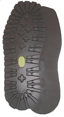 Vibram # 148 Kletterlift Full Sole Replacement Size 10 - Shoe Repair - 1 Pair