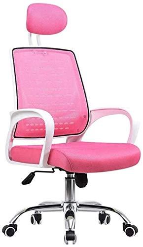 HIGHKAS Computerstuhl Ergonomische Taille Unterstützung Büro Schreibtisch Schreibtisch Student Computerstuhl Home Gaming Stuhl Liegender Ergonomischer Ledersessel