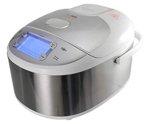 Robot de Cocina Inteligente Superchef CF105S2, 11 funciones