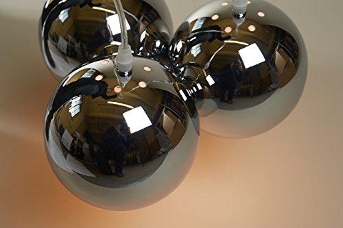Hngeleuchte-Balls-chrom-kupfer-schwarz-Mehrflammig-Pendelleuchte-Hngelampe-Deckenlampe-Pendellampe-Deckenleuchte