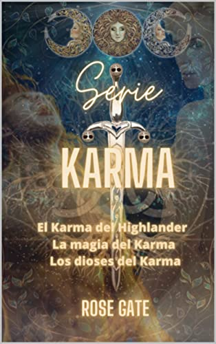 SERIE KARMA COMPLETA de ROSE GATE