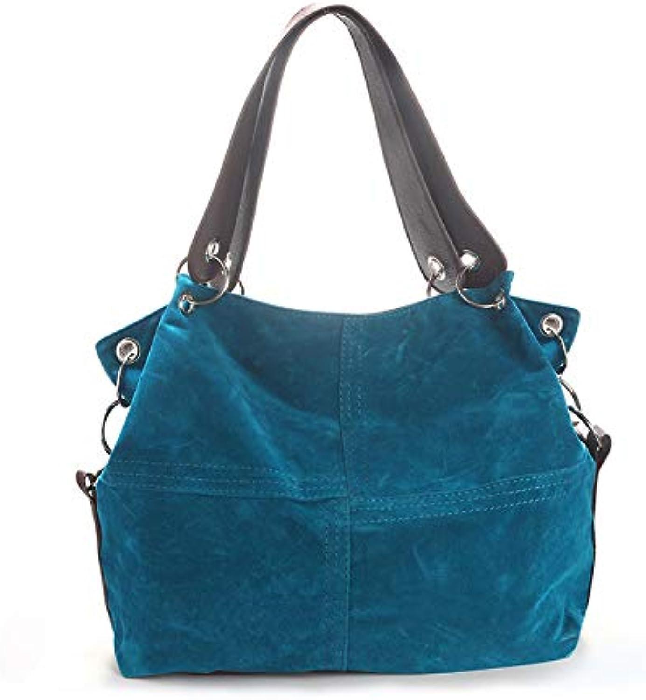 ASHIJIN Bag Women Shoulder Bag Woman Corduroy Handbag Soft Leather Bag Messenger Bag for Women